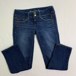 American Eagle Artist Jeans  size 00
